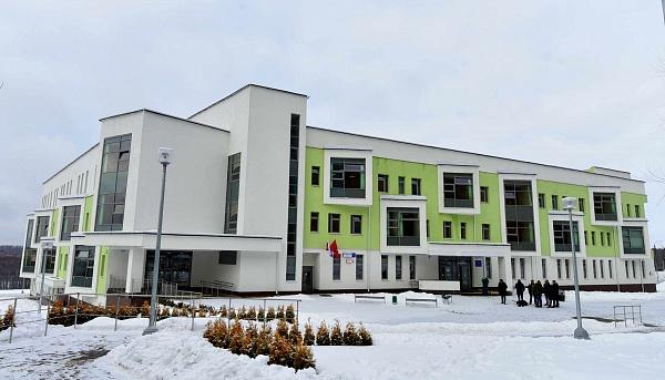 ВКоммунарке откроют наибольшую школу встолице