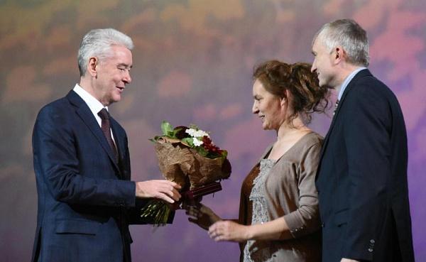 Собянин торжественно вручил государственные награды четырем многодетным столичным семьям
