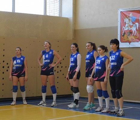 Волейбольные матчи четвертого тура пройдут в«Вороново»