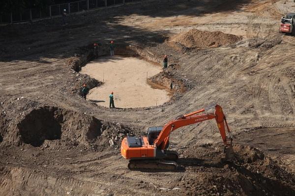 Свыше 3,5 млн «квадратов» недвижимости введено в столице ссамого начала года