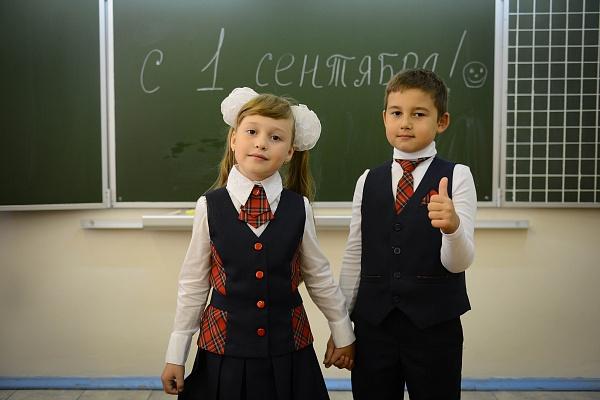 Всоседнем поселении Московский окончено строительство новоиспеченной школы