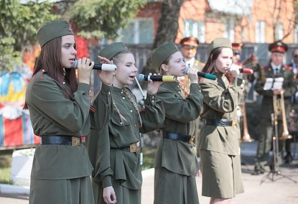 Песни военных лет прозвучат в столице в День Победы