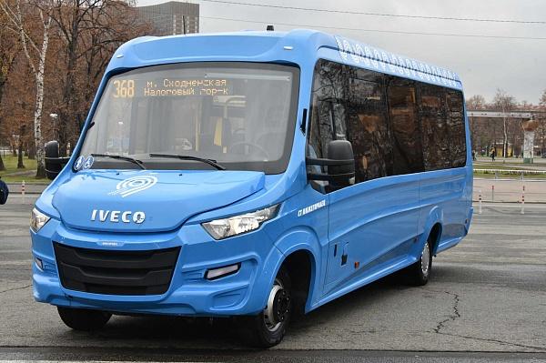 Замену маршрутных такси наавтобусы поддерживают три четверти жителей столицы