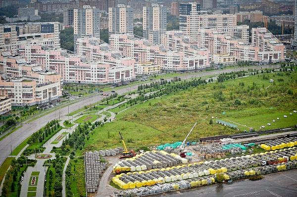 Неменее 600 млрд руб. вложено вразвитие «новой» столицы