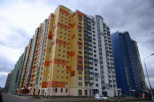 В новейшей российской столице построили больше млн. «квадратов» жилья