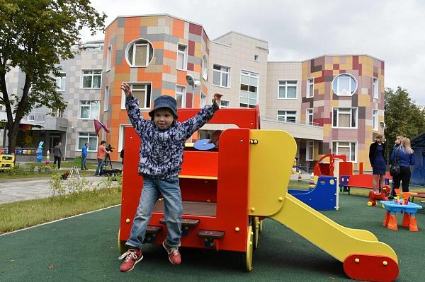 5 детсадов достроят вконце года инвесторы в«новой» российской столице