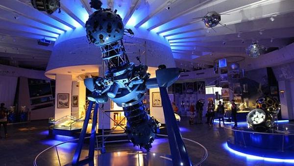 Карту звездного неба помогут сделать вМосковском планетарии