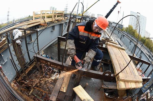 Инвестиции вразвитие новейшей  столицы  превысили 600 млрд.  руб.