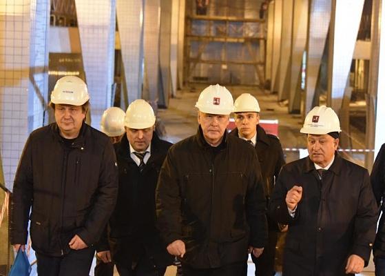 В столице после капремонта открылась станция метро «Фрунзенская»