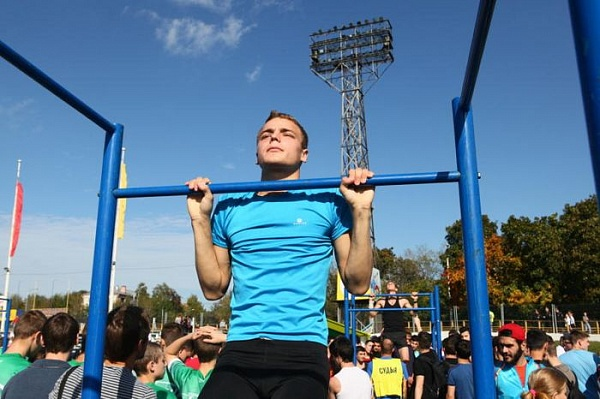 Новая Москва соберется наспортивно-музыкальном фестивале вТроицке